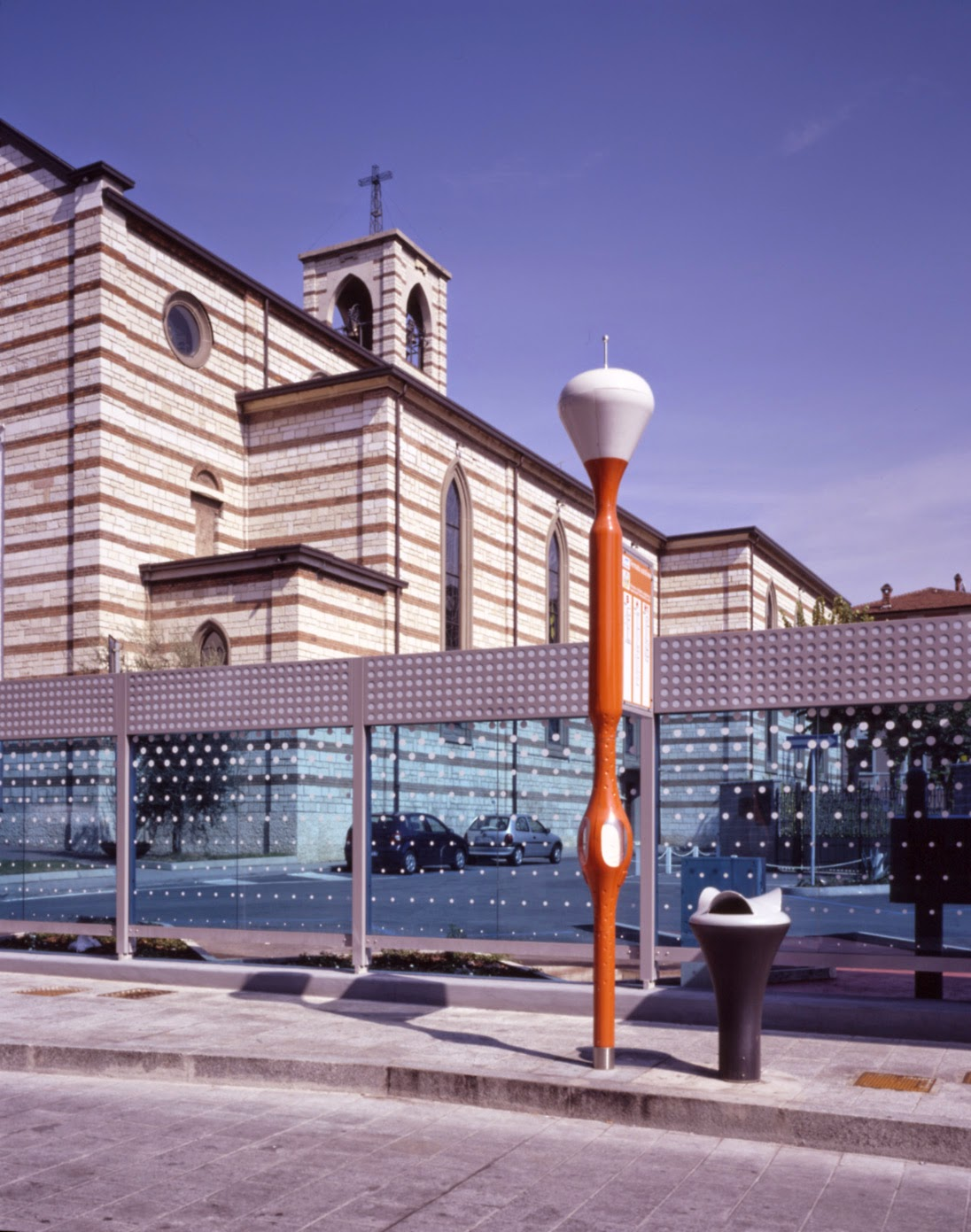 Brescia - In collaborazione con l'Arch. Italo Rota