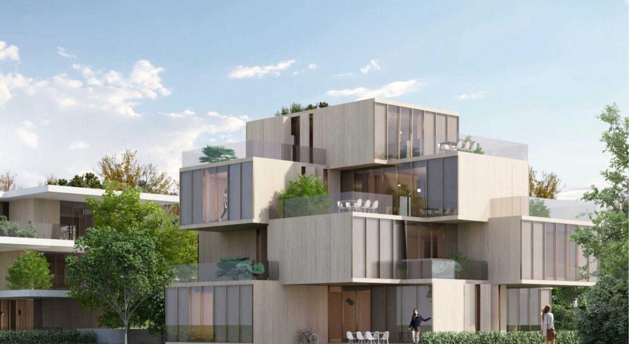 Comparto C3.98 - Casalecchio [co-progettazione con Mario Cucinella Architects]