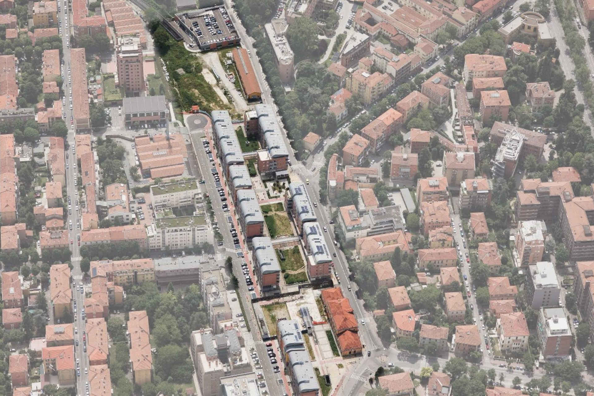 Comparto Ex Veneta in Bologna