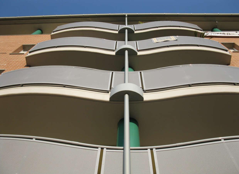 Edifici nell'area Ex Veneta - Via Zanolini, Bol