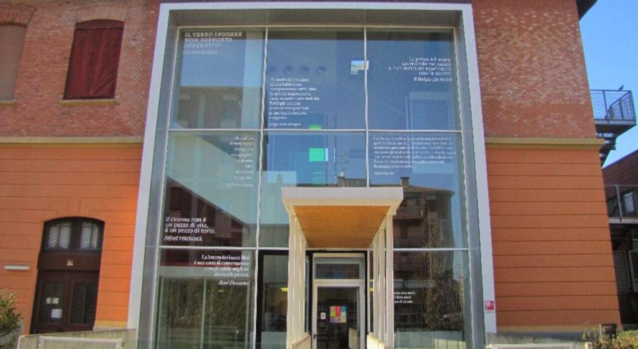 Mediateca Anzola (BO) - In collaborazione con l'Arch. Italo Rota