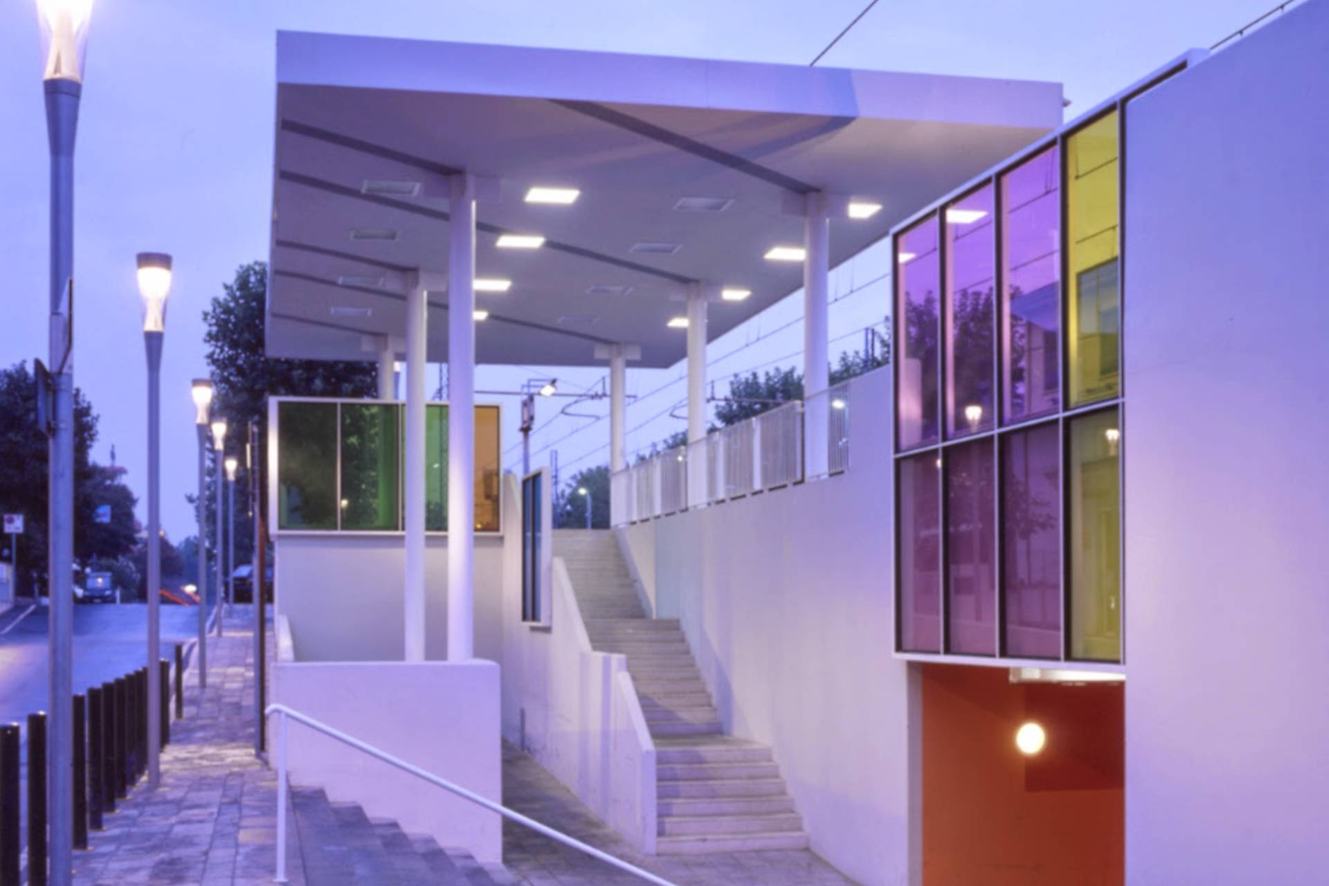 Misano (RN) - In collaborazione con l'Arch. Italo Rota