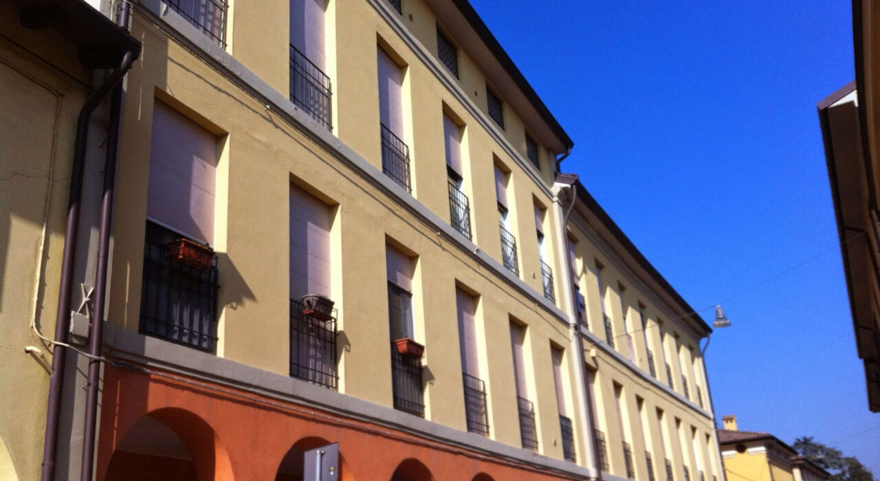 Recupero complesso ad uso abitativo in Budrio (BO)